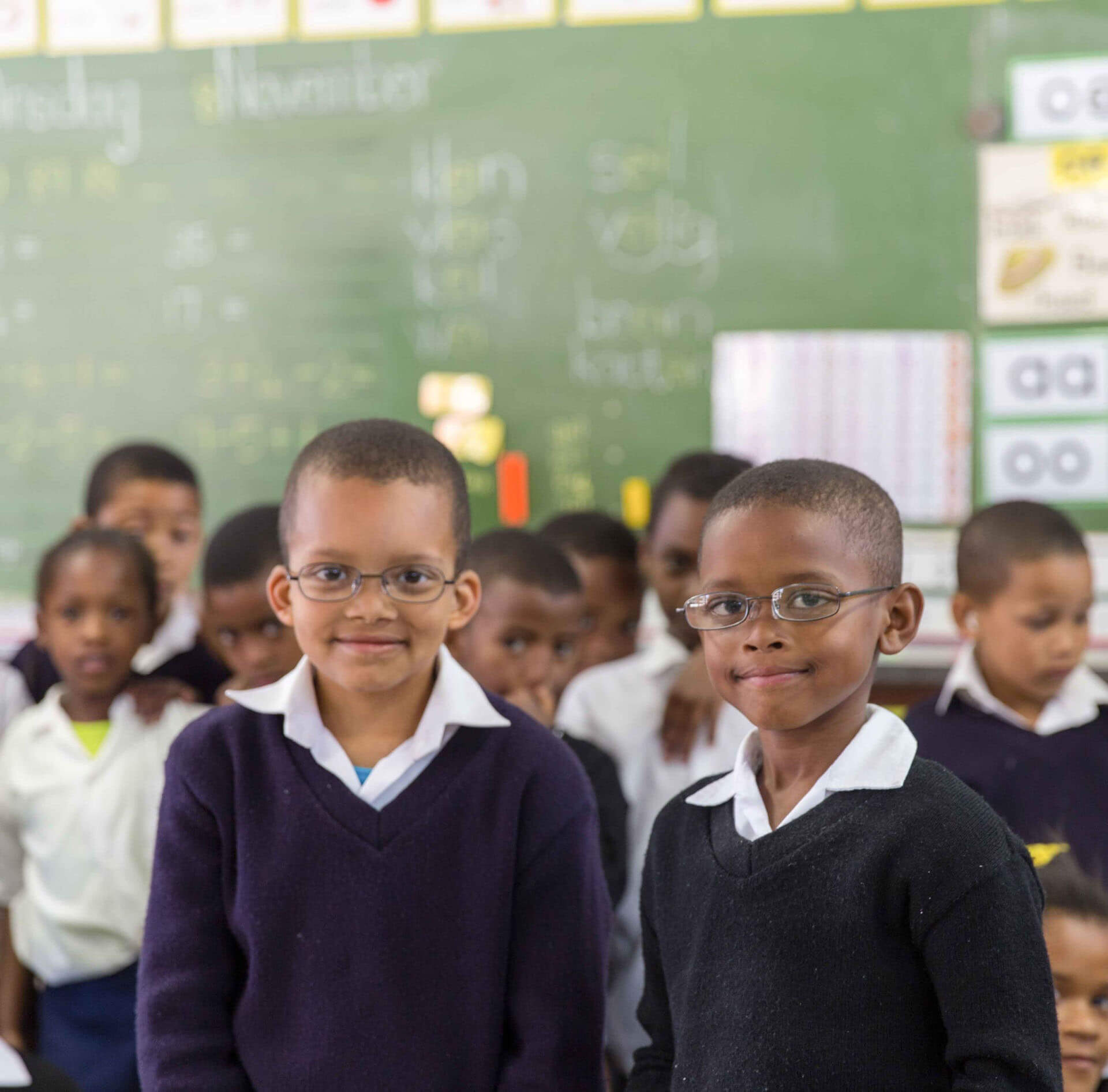 Mobile Schools Health delivers glasses to kids