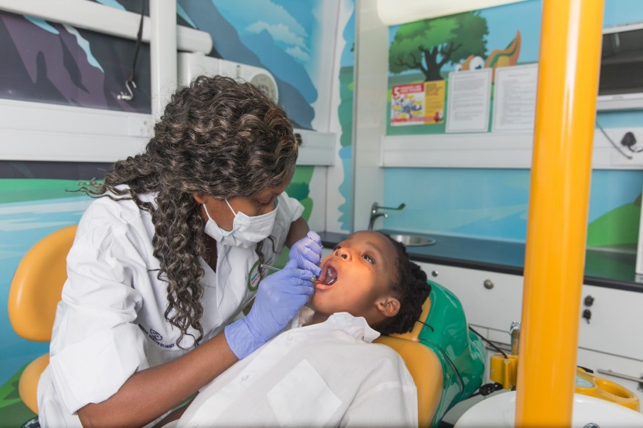 Mobile Schools Health – Giving children a chance to thrive